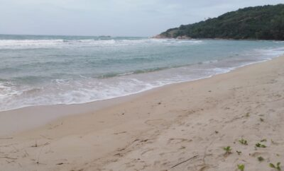 Beach front land for sale – 20 million THB