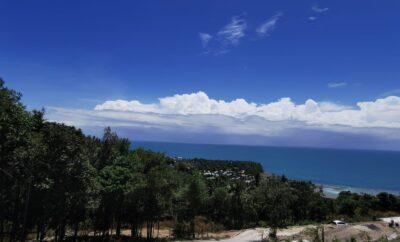 HAAD SALAD – SEA VIEW PLOTS FOR SALE – 4 million THB/RAI