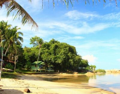 BEACH FRONT – Great opportunity – 35 million THB